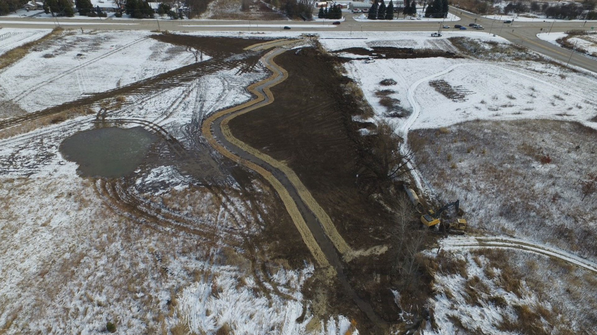 donate mequon nature preserve trees for trinity restoration ecology after construction